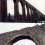 Restauración del acueducto de Noáin