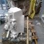 Restauración de los pináculos de la Catedral de Pamplona - fase 2
