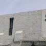 Trabajos de cantería en la rehabilitación del Palacio Real de Pamplona como sede del Archivo Real y General de Navarra