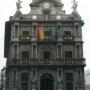 Rehabilitación de la fachada principal de la casa consistorial del Ayuntamiento de Pamplona